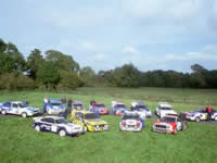 Order Ref: Slowlysideways -  Group B Cars & Drivers
