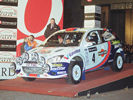 2001 Network Q Rally Of Great Britain - MCRAE - Order ref: MCRAEPODIUM