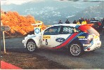 2000 Monte Carlo Rally - Order ref. CMF17
