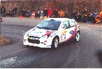 2000 Monte Carlo Rally - Order ref. CMF18