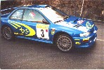 2000 Monte Carlo Rally - Order ref. RBS12